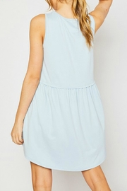 Mittoshop Hazel Babydoll Dress - Back cropped