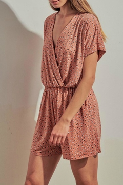 Mittoshop Joni Print Romper - Alternate List Image