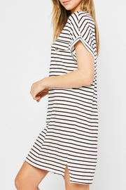 Mittoshop Kyle Tshirt Dress - Back cropped