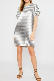 Mittoshop Kyle Tshirt Dress - Front cropped