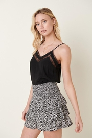 Mittoshop Lace Detail Woven Cami - Front full body