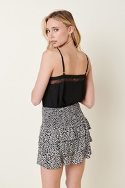 Mittoshop Lace Detail Woven Cami - Side cropped