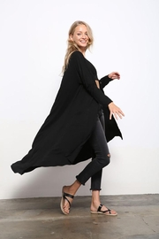 Mittoshop Light Weight Rib Duster Cardigan - Other