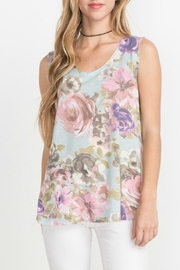 Mittoshop Loving Floral Tank - Product Mini Image