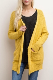 Mittoshop Maddies Chunky Cardigan - Front cropped