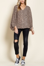 Mittoshop Make Me Purr Top - Front cropped