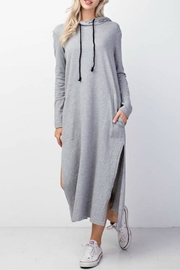 Mittoshop Midi Dress Hoodie - Product Mini Image