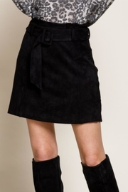 Mittoshop Nothing Better Than Suede Skirt - Other