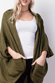 Mittoshop Olive Cardigan - Product Mini Image
