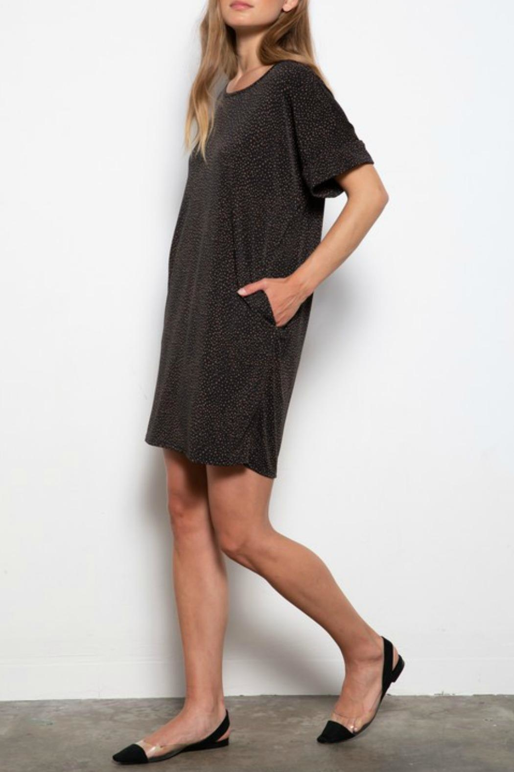 Mittoshop Olivia Tshirt Dress - Side Cropped Image