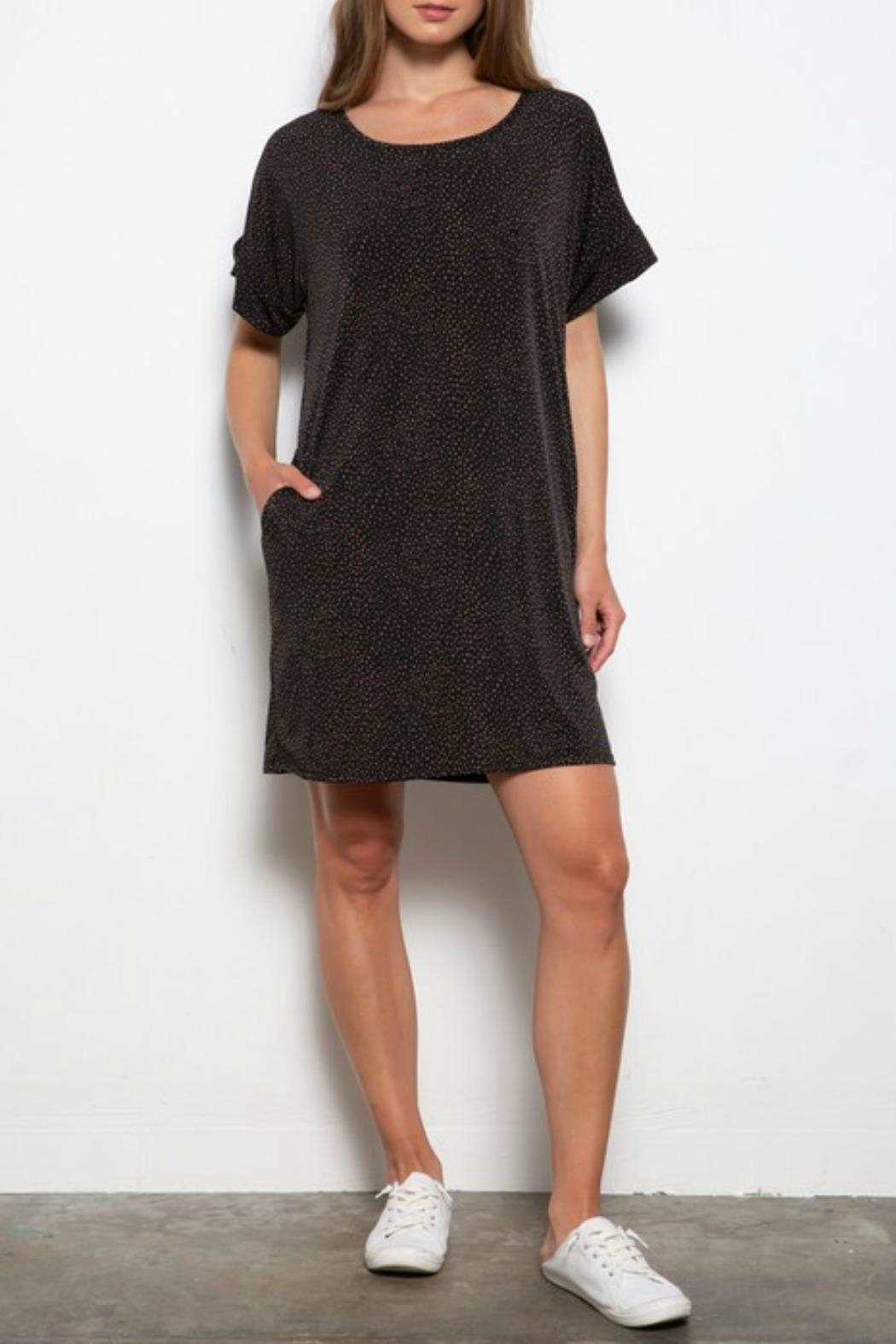 Mittoshop Olivia Tshirt Dress - Main Image