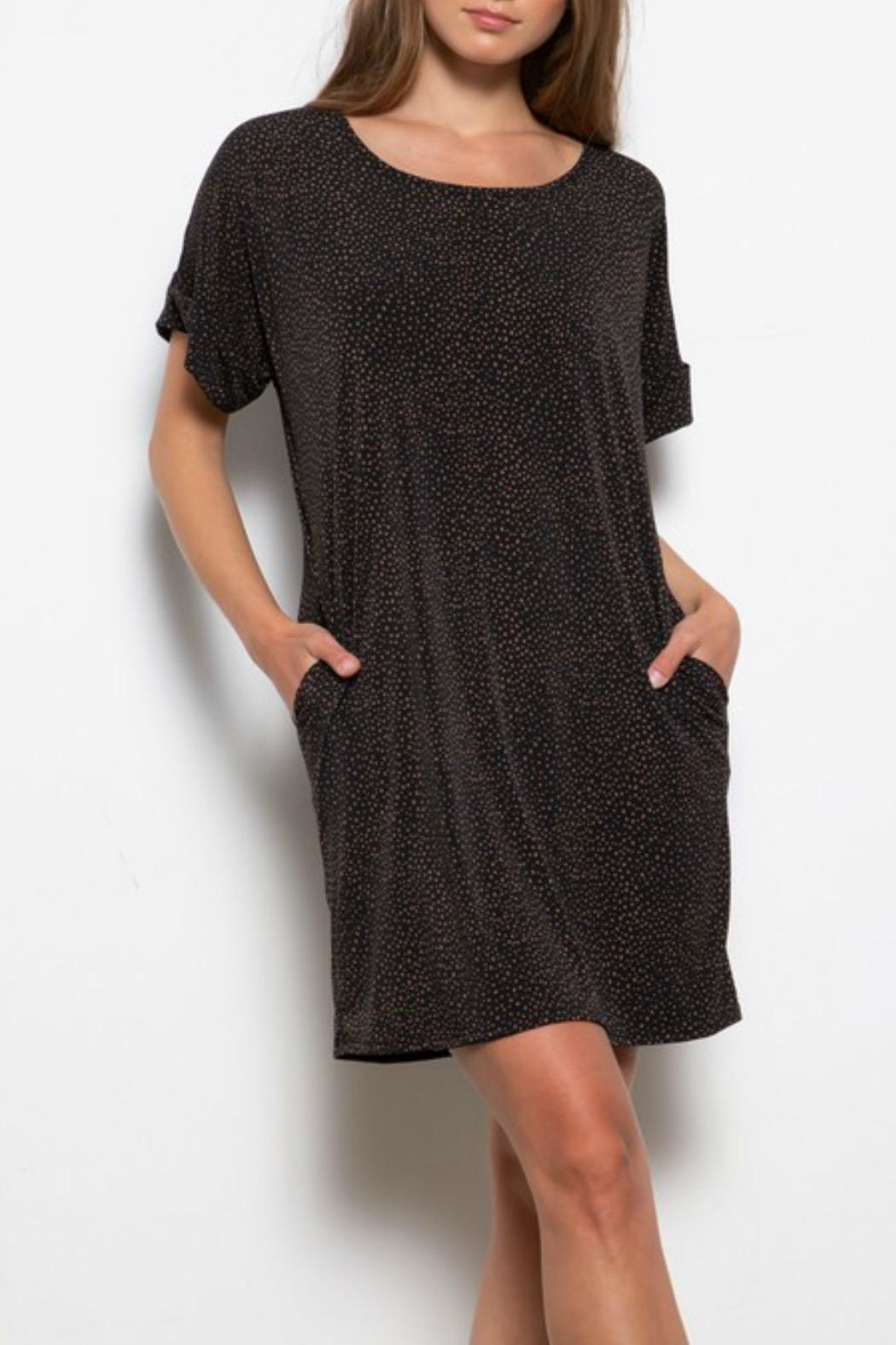 Mittoshop Olivia Tshirt Dress - Front Full Image