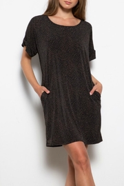 Mittoshop Olivia Tshirt Dress - Front full body