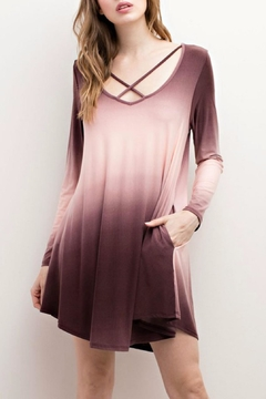 Mittoshop Ombre Pocket Dress - Product List Image