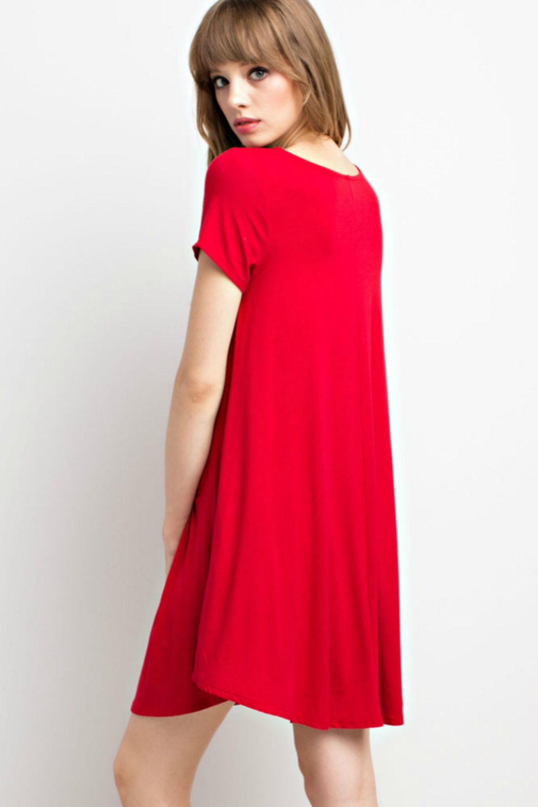 Mittoshop Perfect-Pockets T-Shirt Dress from Fayetteville by ...