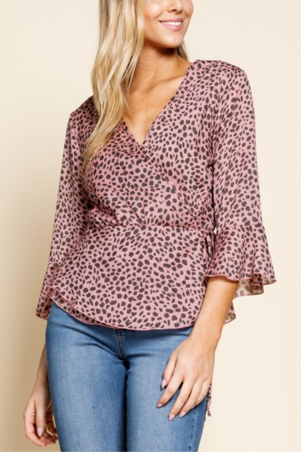 Mittoshop Pink Panther Top - Side Cropped Image