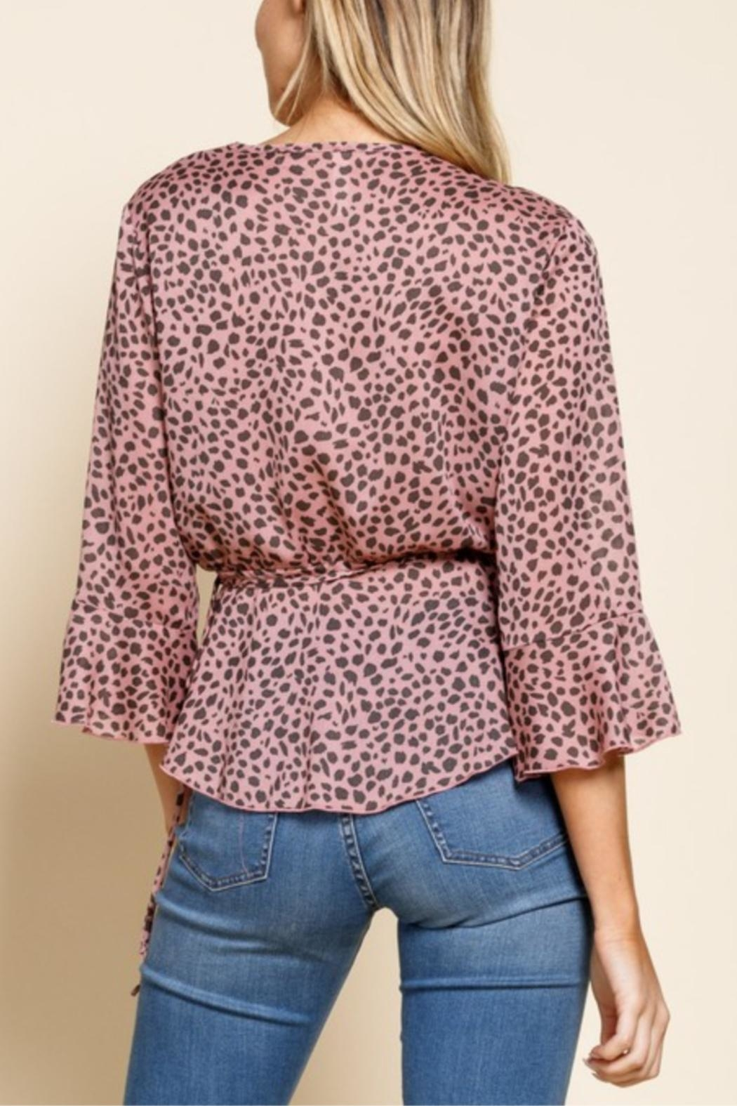 Mittoshop Pink Panther Top - Front Full Image