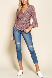 Mittoshop Pink Panther Top - Front cropped