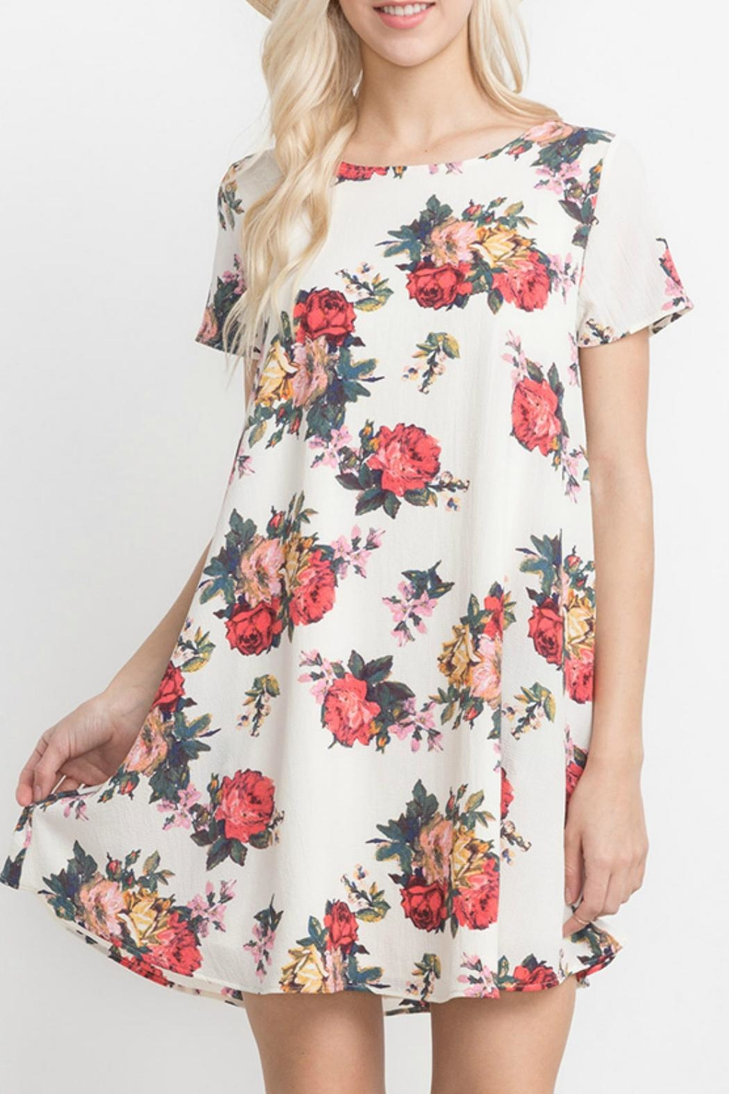 mittoshop rose ivory dress from kentucky by izzie