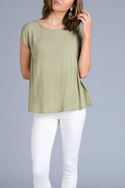 Mittoshop Sage Top - Product Mini Image