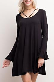 Mittoshop Strappy Long-Sleeve Dress - Product Mini Image