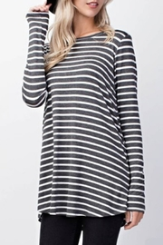 Mittoshop Striped Long Sleeve - Product Mini Image
