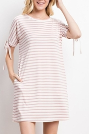 Mittoshop Striped Pocket Dress - Product Mini Image