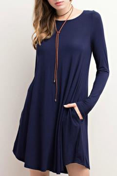 Shoptiques Product: Swingline Pocket Dress