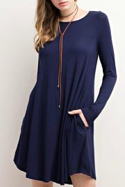Mittoshop Swingline Pocket Dress - Product Mini Image