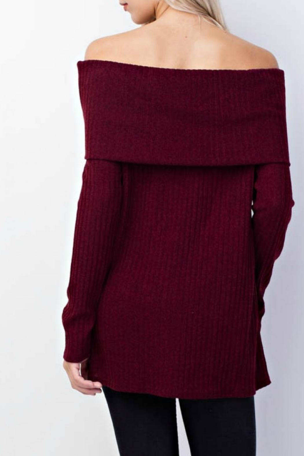 Mittoshop Tami Ribbed Sweater - Front Full Image