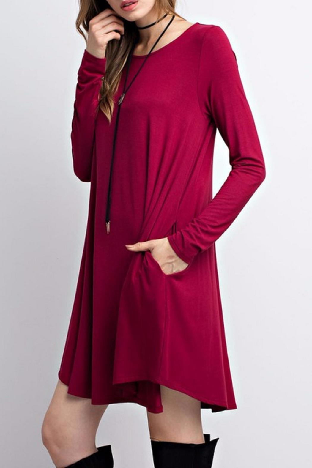 Mittoshop The Christy Tunic - Front Cropped Image