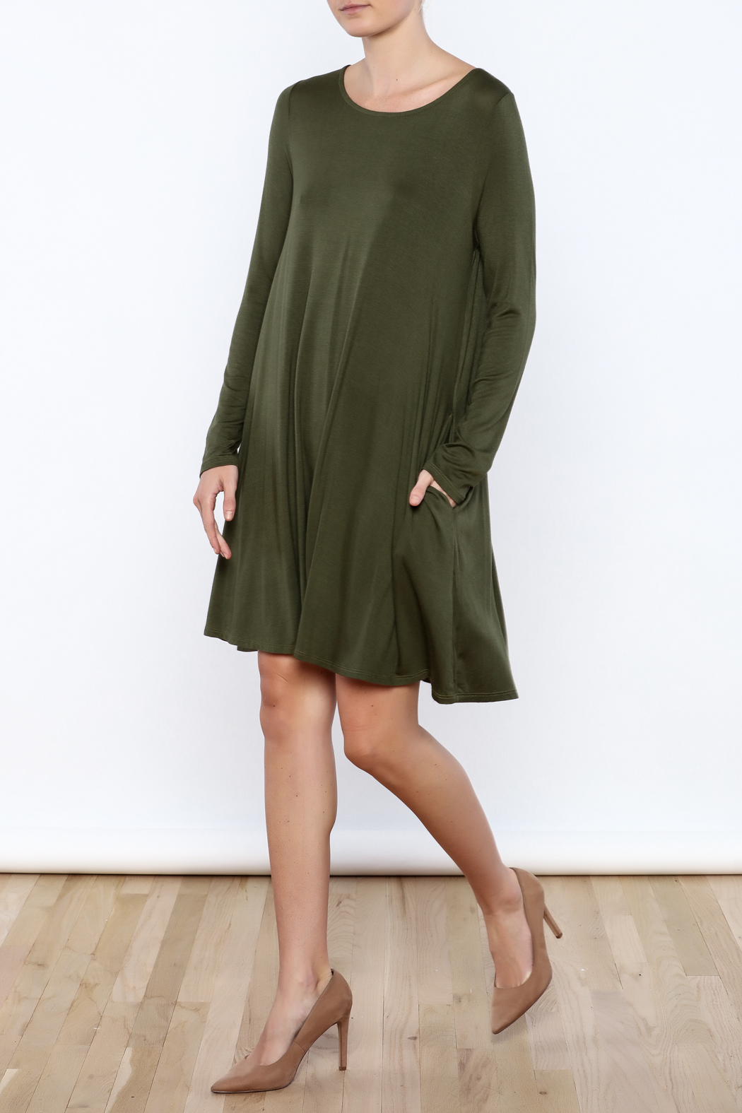 Mittoshop The Sheryl Tunic - Front Full Image