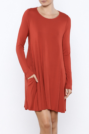 Mittoshop The Sheryl Tunic - Front cropped