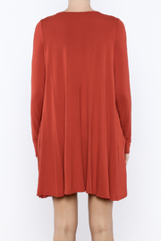 Mittoshop The Sheryl Tunic - Back cropped