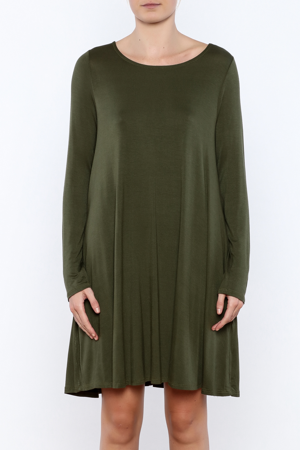 Mittoshop The Sheryl Tunic - Side Cropped Image