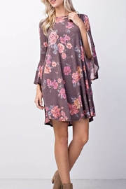 Mittoshop Vintage Floral Dress - Product Mini Image