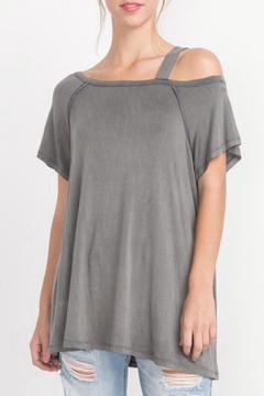 Shoptiques Product: Washed Jersey Top
