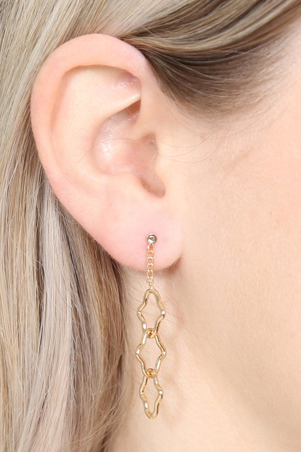 Riah Fashion Mix-And-Match Cute Earring-Set - Front Full Image