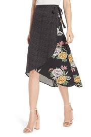 Bishop + Young Mix Media Skirt - Product Mini Image