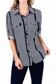 Passport Mix Stripe Shirt - Product List Image