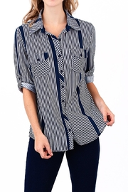 Passport Mix Stripe Shirt - Product Mini Image