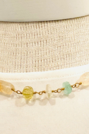 The Woods Fine Jewelry  Mixed Citrine and Brass - Product Mini Image