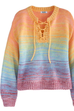 525 America Mixed Mari Stripe Pullover - Alternate List Image