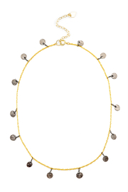 Joy Dravecky Mixed Metal Anklet - Product Mini Image