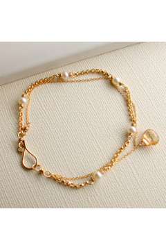 LINDA TRENT JEWELRY MIXED PEARL BRACELET - Product List Image
