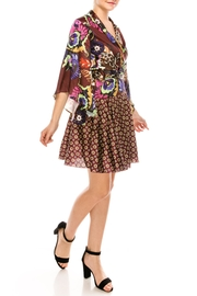 cq by cq Mixed Print Dress - Side cropped