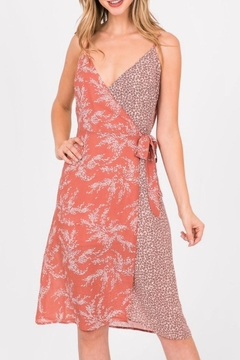 Miss Darlin Mixed Print Sundress - Product List Image