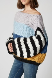 Blank NYC Mixed Signals Sweater - Side cropped