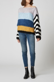 Blank NYC Mixed Signals Sweater - Product Mini Image