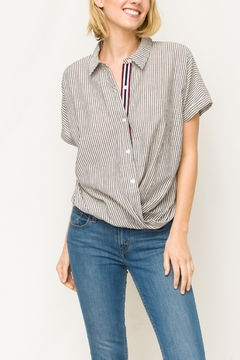 Mystery Mixed Stripe Dolman - Product List Image
